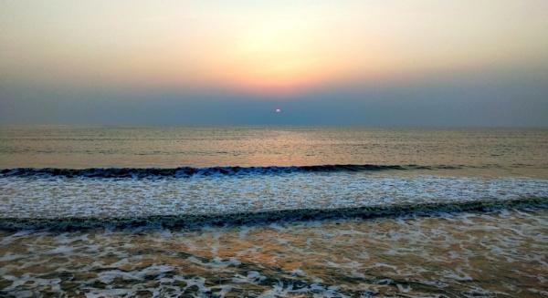 Sunset by manazirhasan