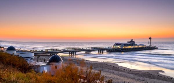 Pier Panorama by NickLucas