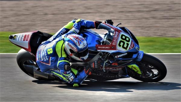 Bradley Racing for Buildbase Suzuki by RTJphotos