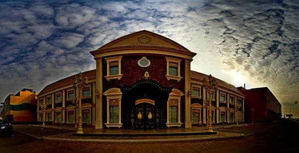 Panoramic UPSCALE Shopping palace by Savvas511