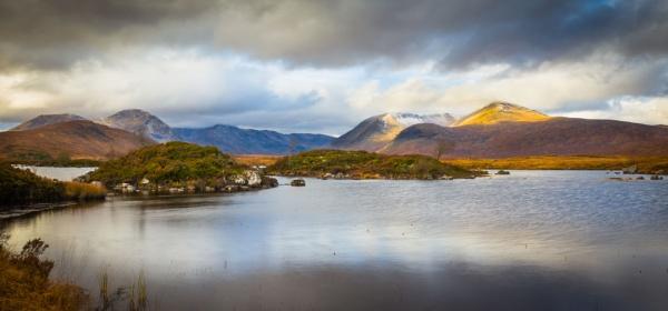 Evening on the Loch by Billdad