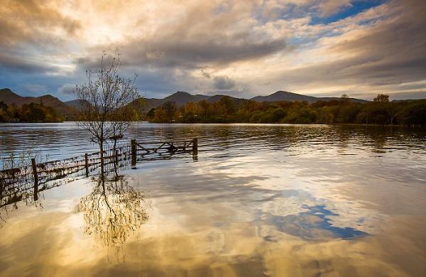 The Gate, Derwent Water by martin.w