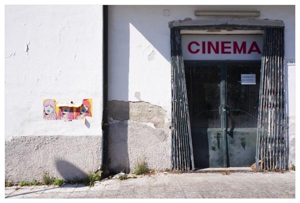 Cinema by bliba