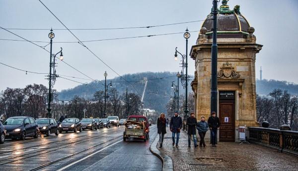The Morning Shift, Prague by sandwedge