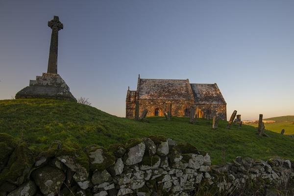 Kirkmadrine Church by AndrewAlbert