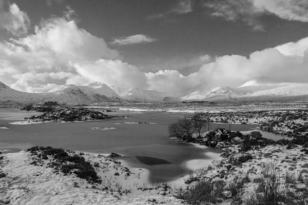 Loch Ba by rontear
