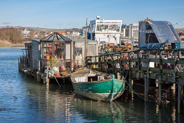 SHOREHAM-BY-SEA, WEST SUSSEX/UK - FEBRUARY 1 : Heath Robinson je by Phil_Bird