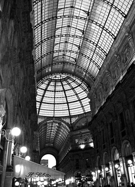 Shopping, Milan Style by Lontano
