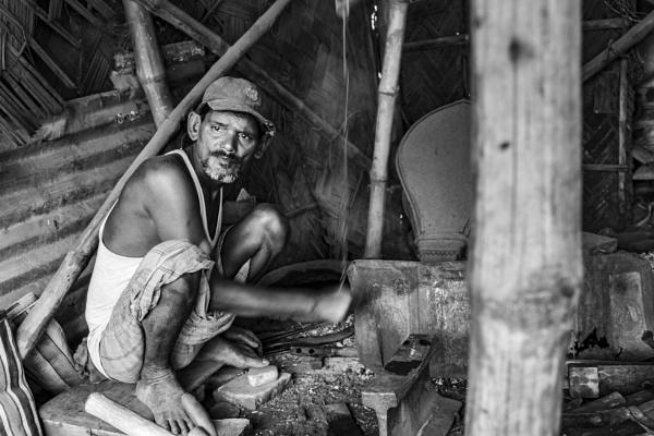 Blacksmith 2 by clicknimagine