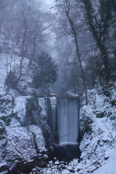 Alva Burn winter wonderland