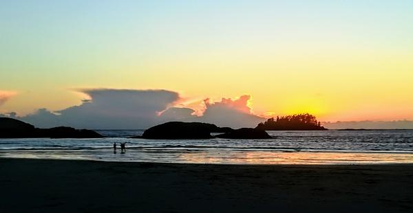 Tofino Sunset by Friendlyguy