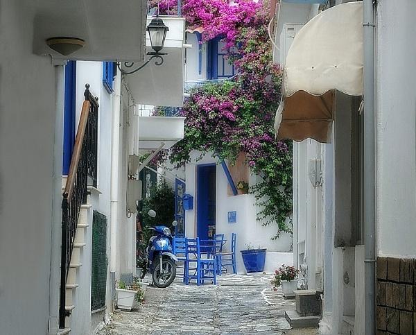 Dreamy Greece by sweetpea62
