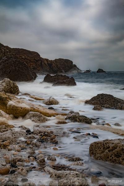 A Portrait of Trow Rocks by NDODS
