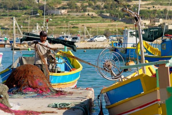 Fisherman. by travelslide