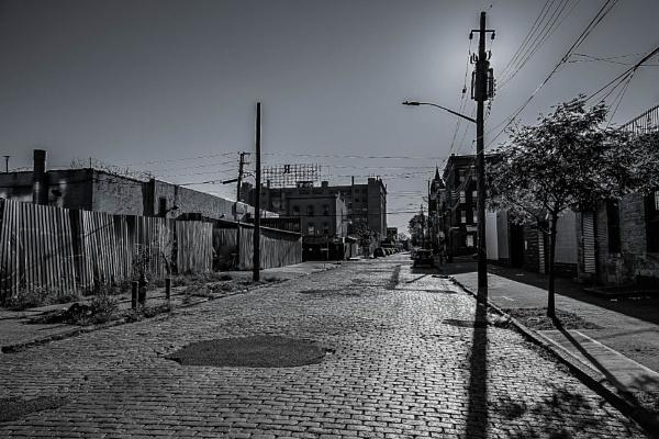 Red Hook, Brooklyn by Owdman