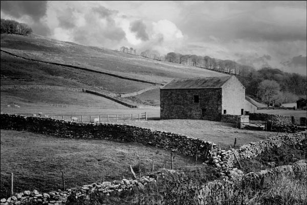 Wensleydale Barn by jk
