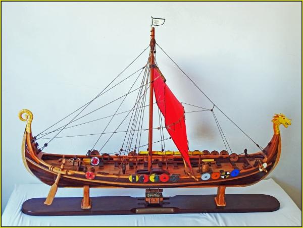 Viking Drakkar by fotobee