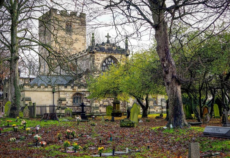 St Marys Parish Church - Norton