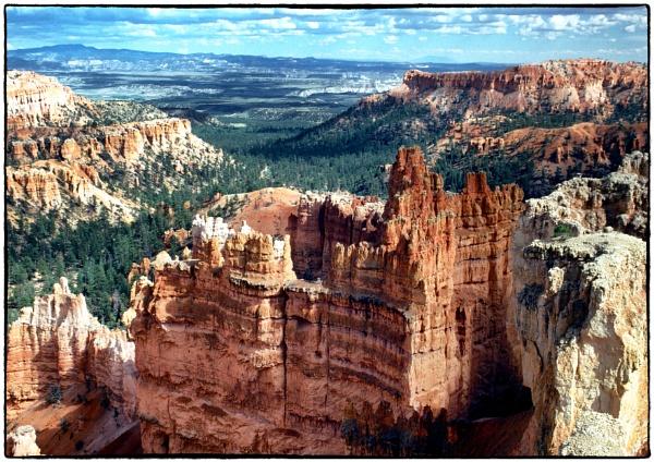 Bryce Canyon, Utah, USA, September 1981 by traveller47