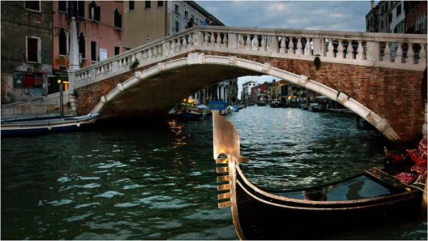 Venice twilight by dven
