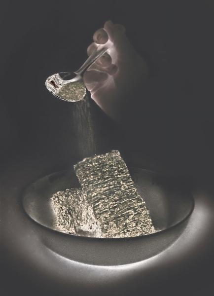 Golden Shreddies by MAK2