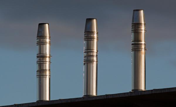 Silver spires by oldgreyheron