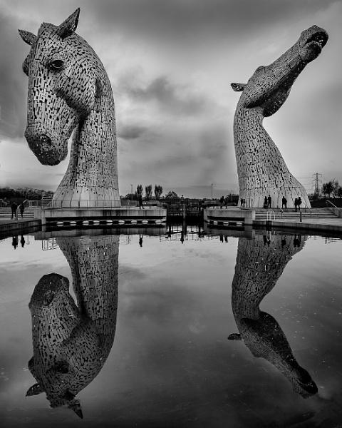Not the Kelpies by AndrewAlbert