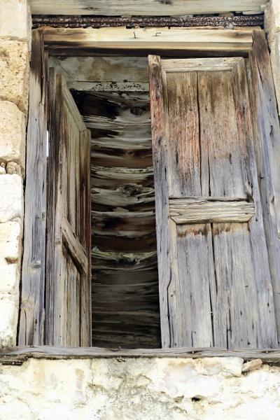 Cretan Window