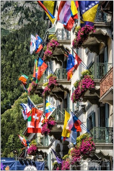 Flags! by TrevBatWCC