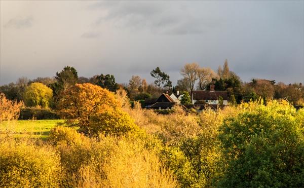 Autumn rainstorm 2 by rambler