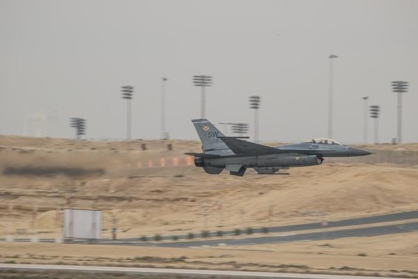 USAF F-16 Viper Demo by WorldInFocus