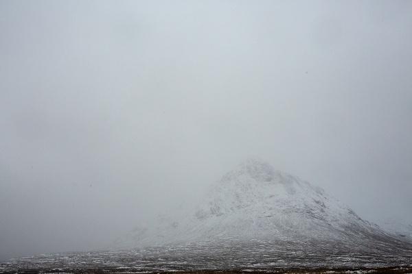 Rannoch Snow by rontear
