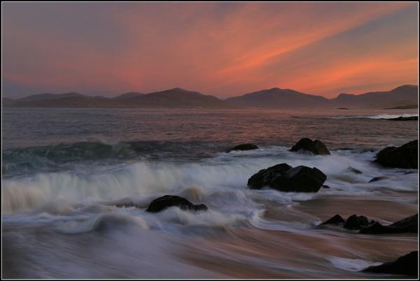 Hebridean Evening Glow by ianblanchett