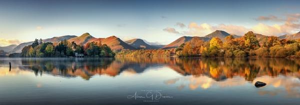 Derwent Water Vista by Tynnwrlluniau