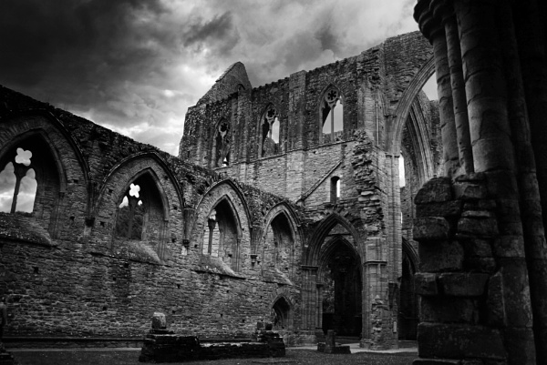 Tintern Abbey 3 by Lontano