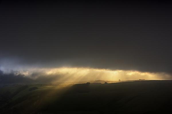 Sunbeams by DaveShandley