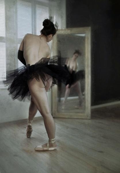 Ballet practice by kenp666