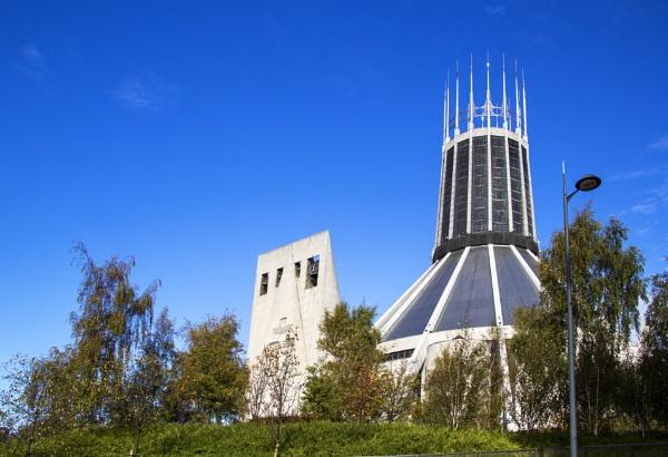 Metropolitan Cathedral - Liverpool by Irishkate