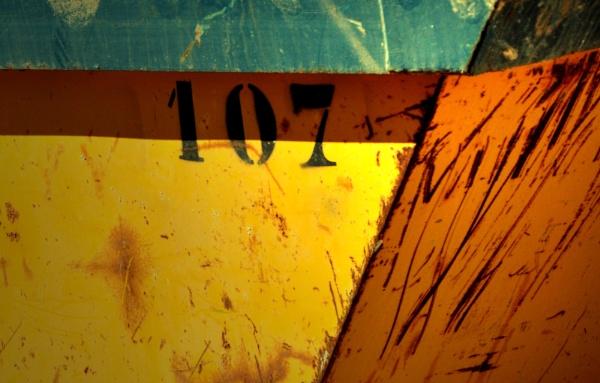 Rust & Yellow... by Chinga
