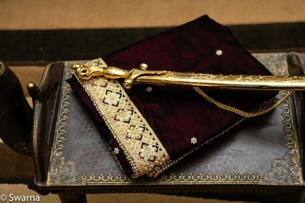 The Sword by Swarnadip