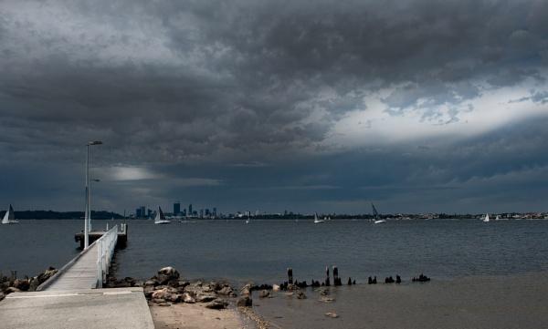 Storm Sailing by johnjrp
