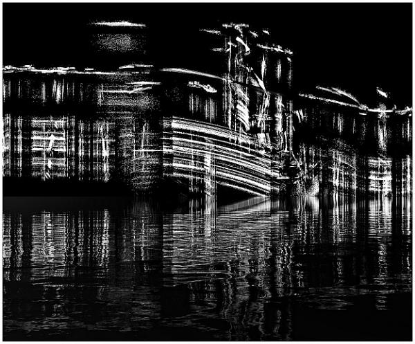 Night city. by vikma19