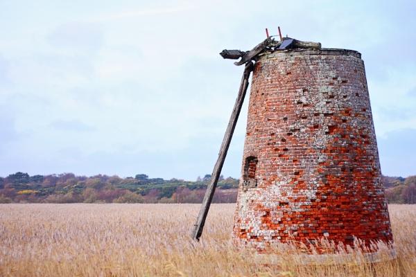 Walberswick Mill - Suffolk by PJR2200