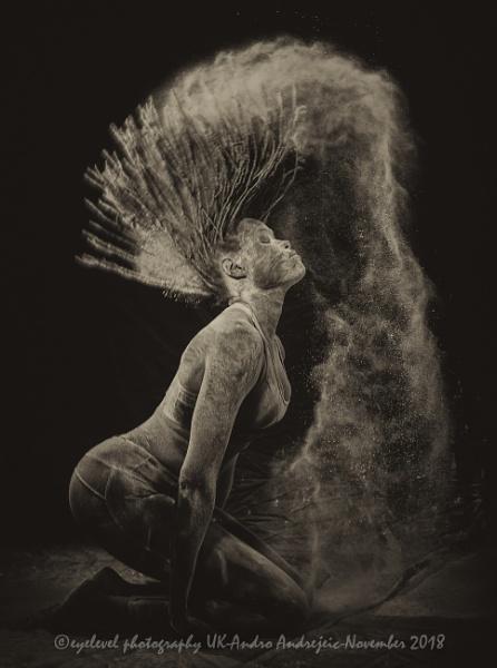Flick of Flour by eyelevelphotographyuk