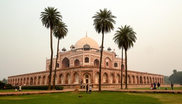 Humayun\'s Tomb, Delhi by suejoh