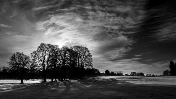 Frosty Start by Derek897