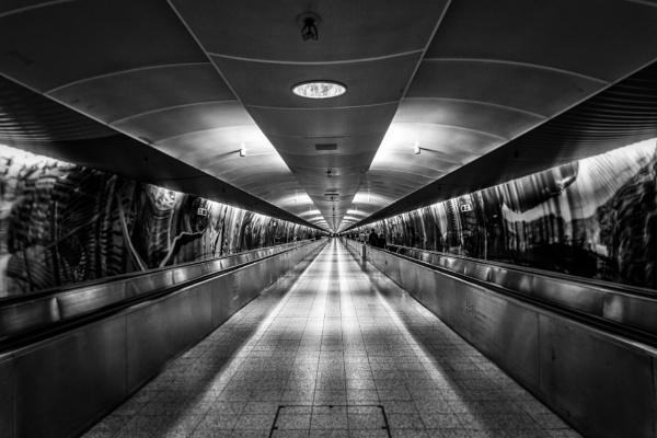 Long coridor underground by rninov