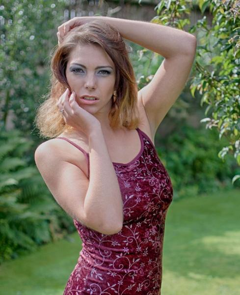 More of Beauty in the Garden by DennisBloodnok