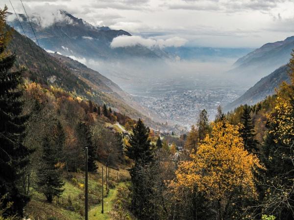 Martigny, Switzerland by jacomes