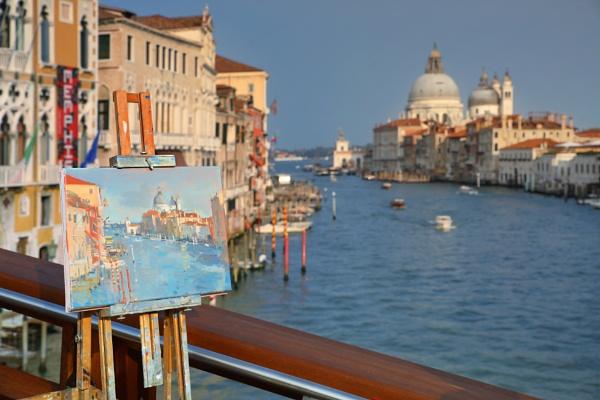 Portrayal of Venice by robjames